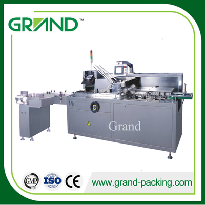JDZ-120P Automatic Cartoning Machine for Food/Soap/bottle