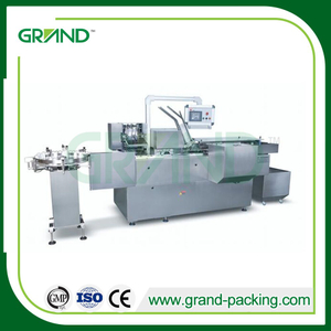 Automatic Soap Cartoning Machine Sachet Cartoner Machine