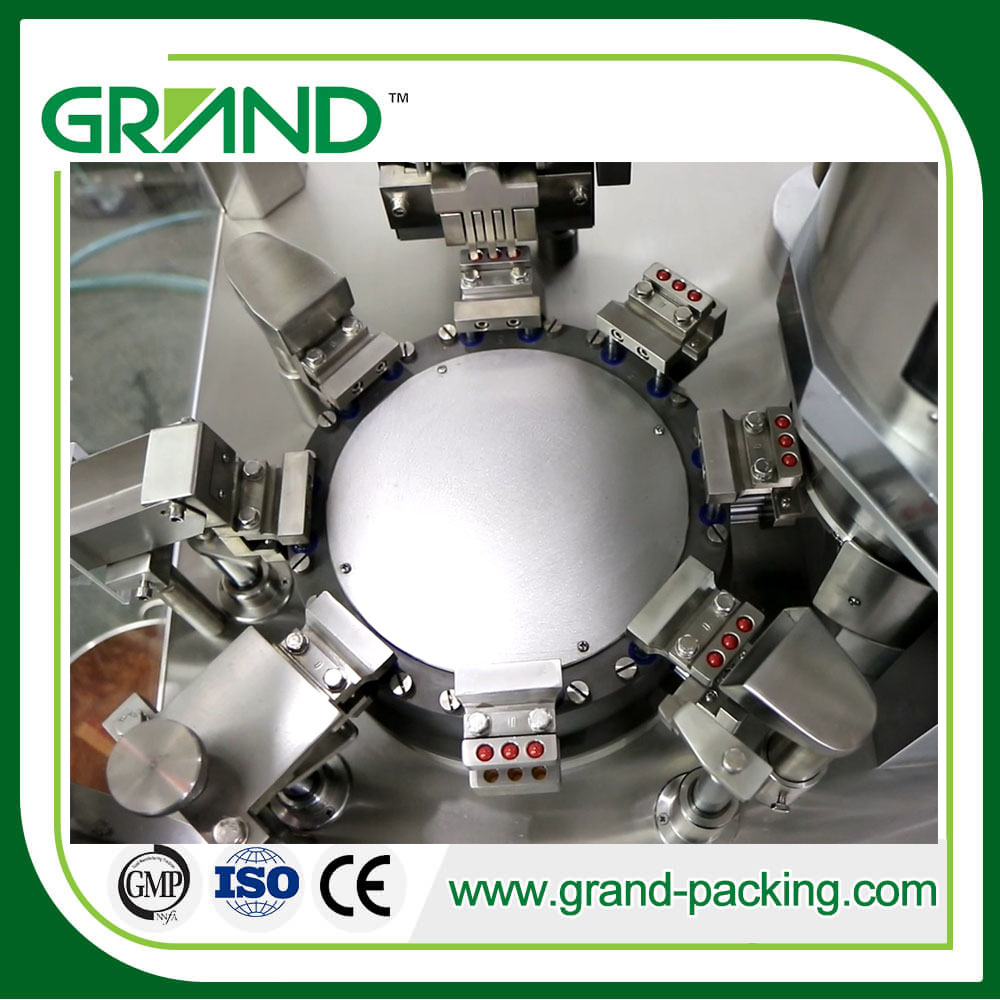 NJP-400 Automatic Hard Gelatin Capsule Filling Machine