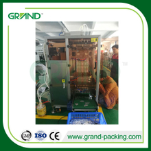 Automatic Multi-line Four Side Sealing Irregular Shaped Sachet Packing Machine For Liquid/Powder/Granule
