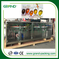 Honey/Olive Oil Plastic Bottle Forming Filling Sealing Machine