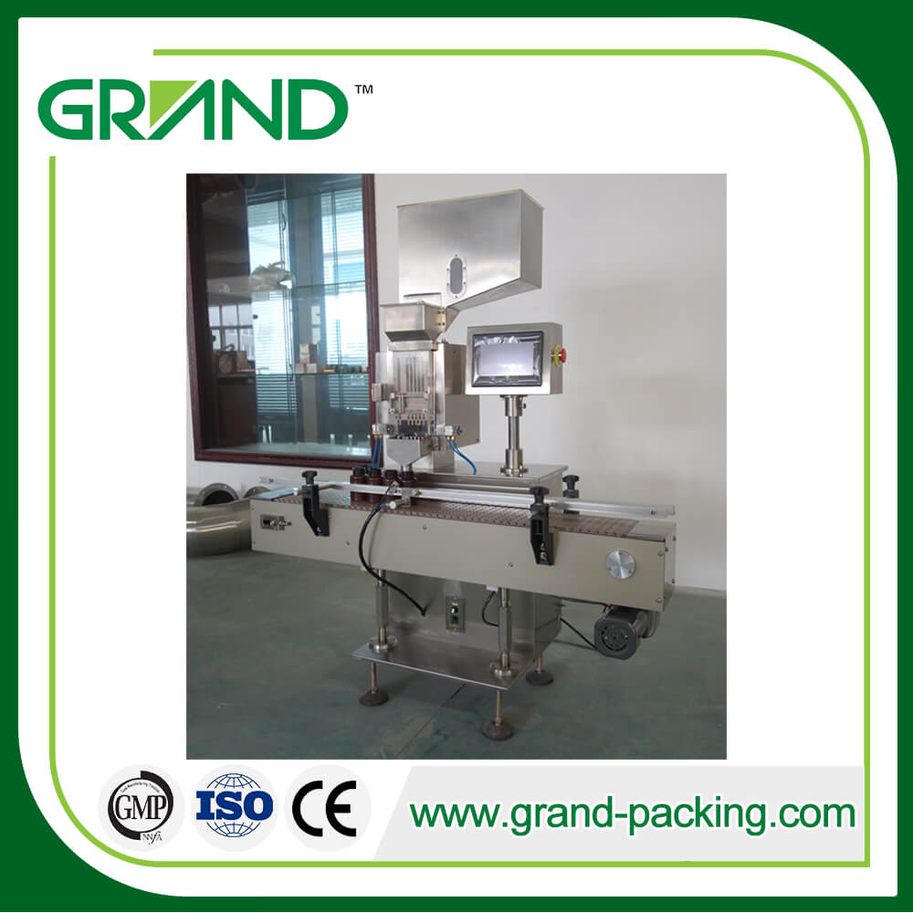 Pharmaceutical Small Vertical Caspule Counter Capsule Counting Filling Machine