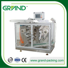 Sterile flocked collection devices packing machine