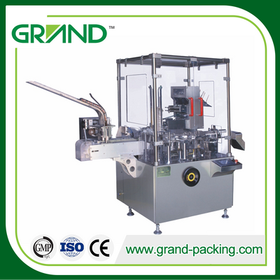 JDZ-120III Automatic Cartoning Machine for Blister